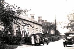 Church Row , Church Street, Whatton-in-the-Vale