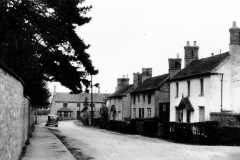 Chucrch Street, Whatton-in-the-Vale - 1940s/50