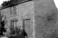 Slaters Cottage, Sunbeam Street , Whatton-in-the-Vale 1927